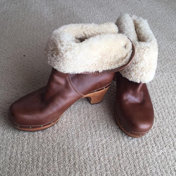 f618486f4d0 UGG Lynnea Boots - Chestnut
